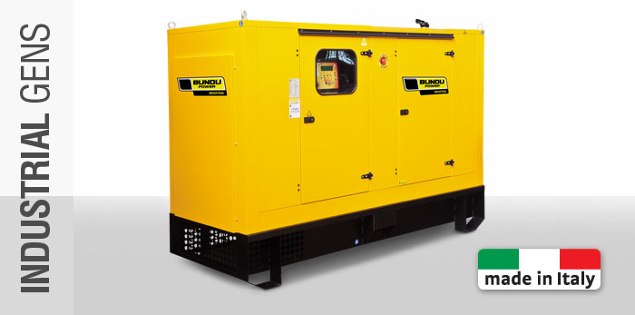 Bundu Power Generators Diesel Generators Gas